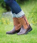 Broxwood Short Country Boot