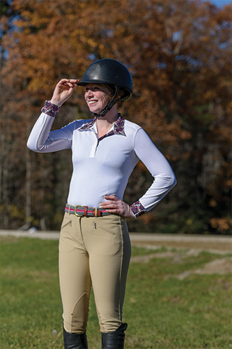 Equestrian Style Shirt picture