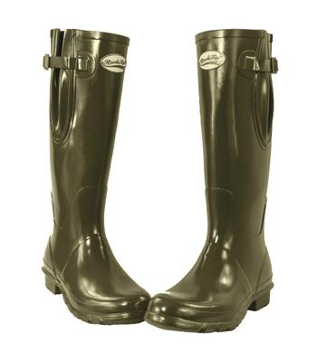 Original Tall Wellington Boot - Gloss Adjustable picture