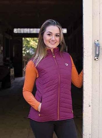 Aubrion Rosecroft Lightweight Vest picture