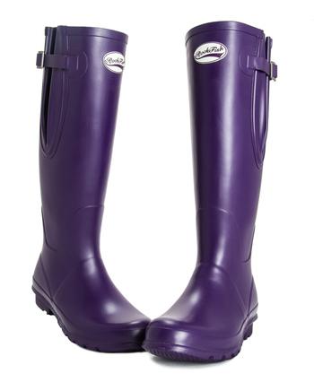 Original Tall Wellington Boot - Matte Adjustable picture