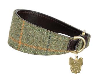 Digby & Fox Tweed Greyhound Collar picture