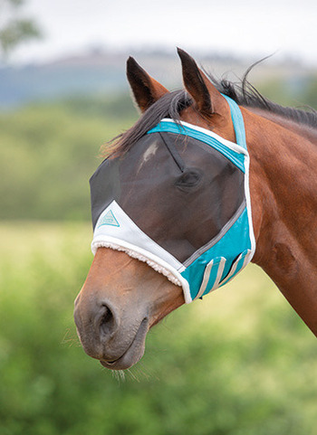 Fine Mesh Earless Fly Mask picture