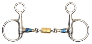 Blue Sweet Iron Hanging Cheek with Roller Link picture