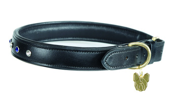Digby & Fox Diamante Dog Collar picture