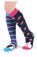 Ladies Fluffy Socks