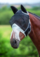 Fine Mesh Fly Mask - Nose Fringe & Ears additional picture 1