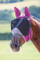 Deluxe Fly Mask with Nose Fringe additional picture 1