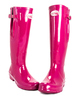 Original Tall Wellington Boot - Gloss Adjustable additional picture 2