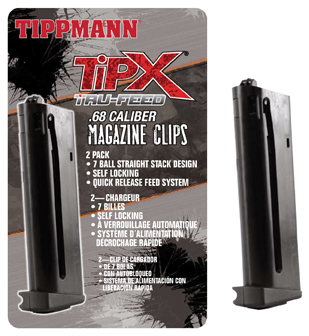 TiPX Tru-Feed Magazine (7 ball; 2-Pack) picture