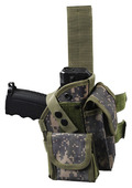 TiPX Camo Tactical Leg Holster