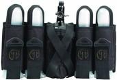 4 + 1 Pod Sport Harness Black