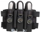 3+2+2 Pro Series Harness Black