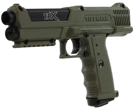 TiPX Pistol - Olive Green picture
