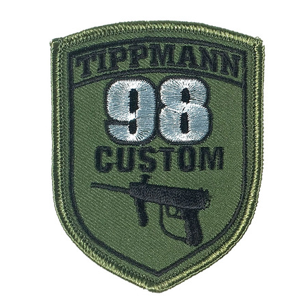 98 Custom Patch picture