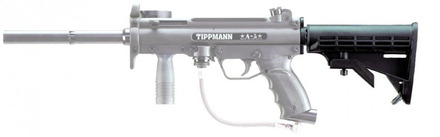 A-5 Collapsible Stock picture