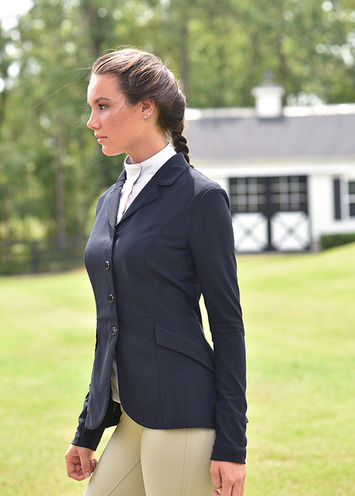 Zephyr II Navy Show Coat picture