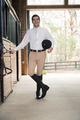 Men's Hudson Woven Knee Patch Breech