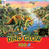 Dino Glow - Triceretops