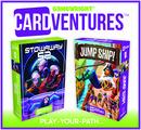 Cardventures - 2 Pack Stowaway 52 & Jump Ship