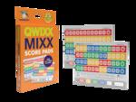 Qwixx Mixx Score Pads - 2 Pack