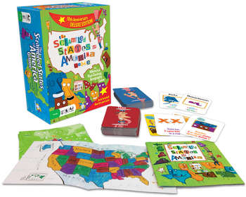 The Scrambled States of America™ Game - Deluxe Edition picture