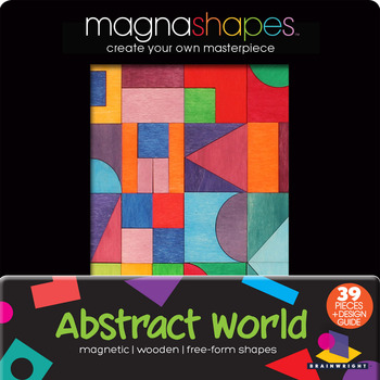 MagnaShapes - Abstract World picture