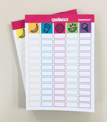 Qwingo Replacement Pads - 2 Pack picture