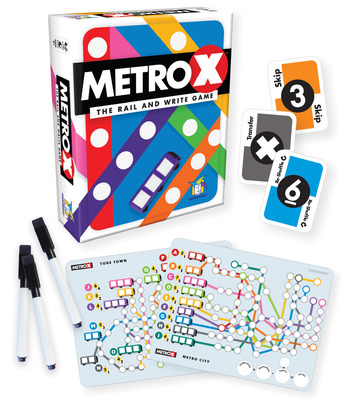 Metro X picture
