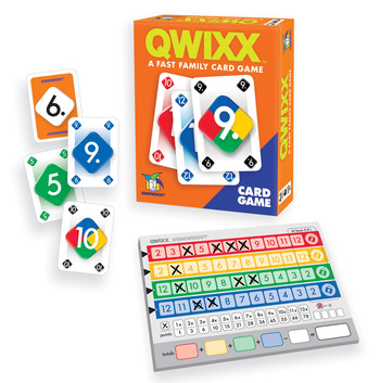 Qwixx the Card Game picture
