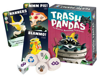 Trash Pandas picture