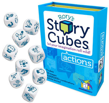 Rory's Story Cubes - Actions picture