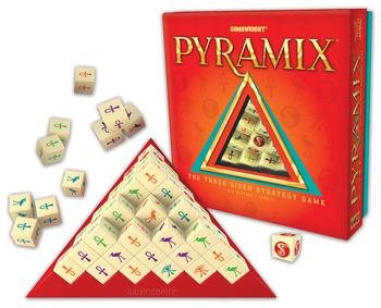 Pyramix picture