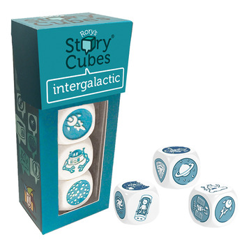Rory's Story Cubes Mix - Intergalactic picture