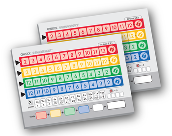 Qwixx Score Pads - 2 Pack picture