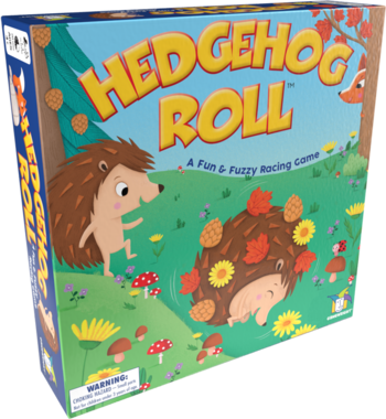 Hedgehog Roll™ picture