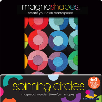 MagnaShapes - Spinning Circles picture