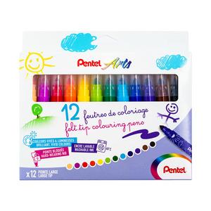 Felt Tip Colouring Pens picture
