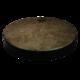 Rhythm Lid™ Skyndeep® Drumhead - Beige Fiberskyn® Graphic, 13