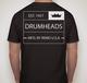 Classic Crown T-Shirt Black - Medium