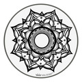 ARTBEAT® Artist Collection Drumhead - Aric Improta, Sleep Lotus 12""