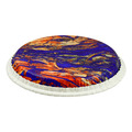 "Tucked Skyndeep® Conga Drumhead - Molten Sea Graphic, 12.50"""