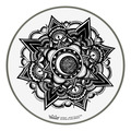 """ARTBEAT® Artist Collection Drumhead - Aric Improta, Nocturnal Bloom 14"""""""