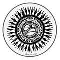 "ARTBEAT® Artist Collection Drumhead - Aric Improta, New Sun 10"""