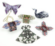 Kaleidoscope Origami, Yuzen Kimono additional picture 2
