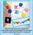Garland and Lantern Origami Kit