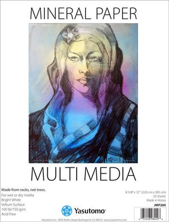 Mineral Paper Multi Media Pad picture