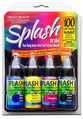 Splash Ink Acrylic Mixing Colors 4 Color Set