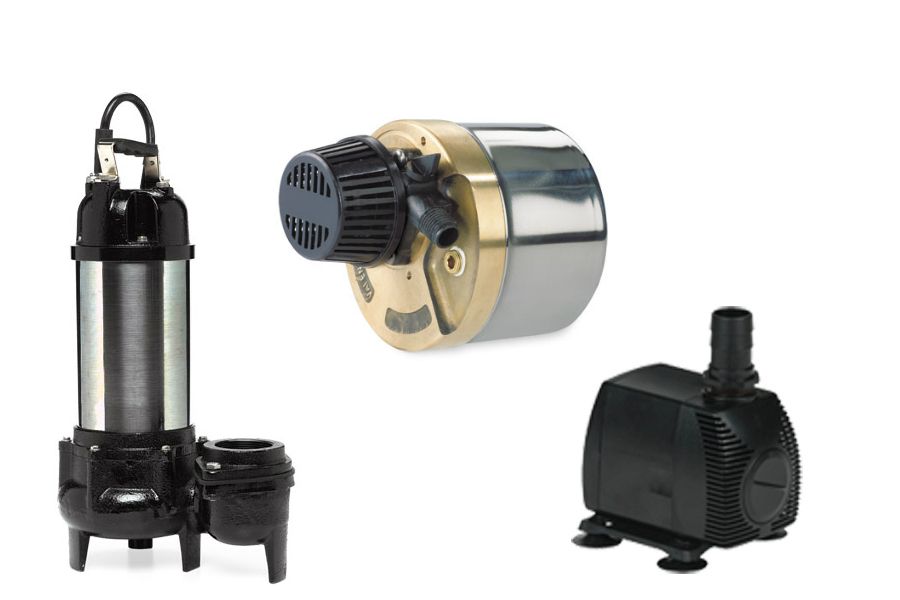 Waters Pumps for Ponds, Fountains, and Water Features by Little Giant