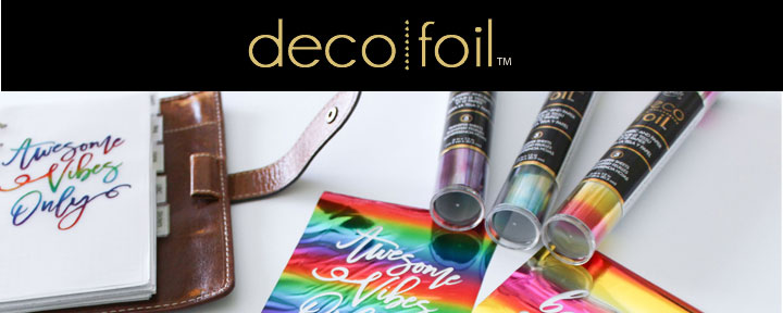 new products deco foil therm o web online